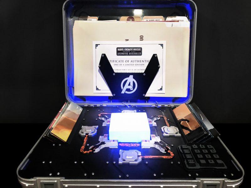 Marvel Cinematic Universe: Phase One limited edition box set