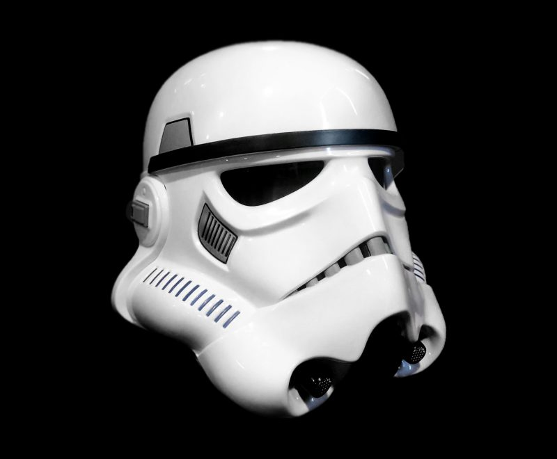 Original Stormtrooper helmet full scale 1:1 replica