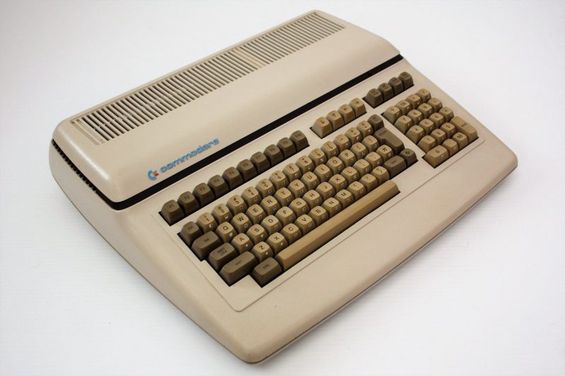 commodore B128-80 history of computing