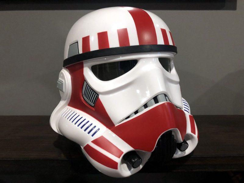 Black Series Shocktrooper Helmet - featured collectibles