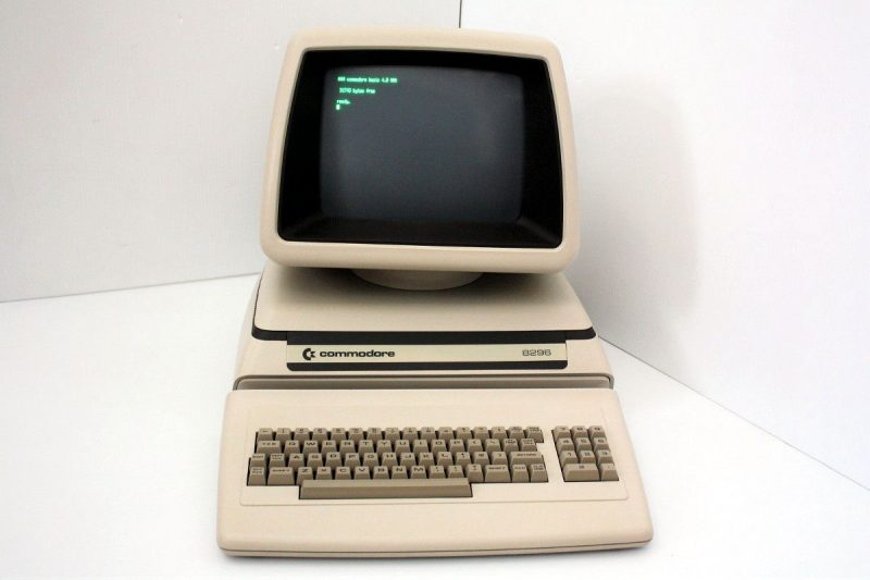 Commodore 8296 PET - featured collectibles