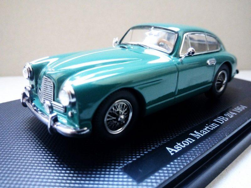 Aston Martin DB 2/4 1:43 model