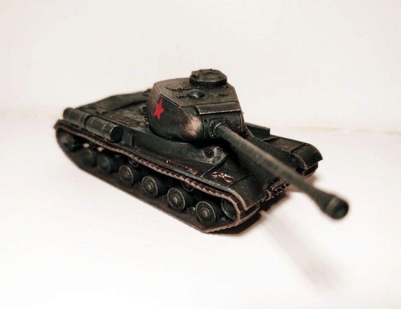 tank model kit