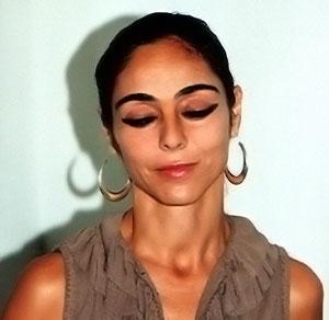 Shirin Nesath, fot. Alexandra Hołownia