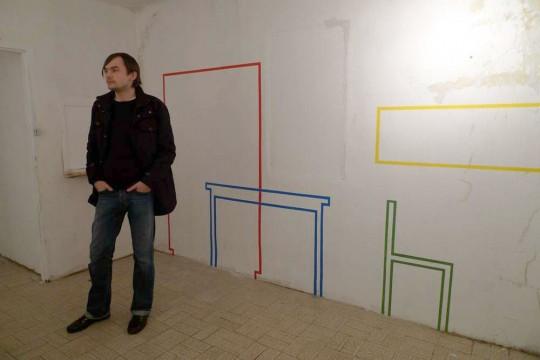 Tomasz Dobiszewski, Shadowplay, fot. Agnieszka Kwiecień, 2010