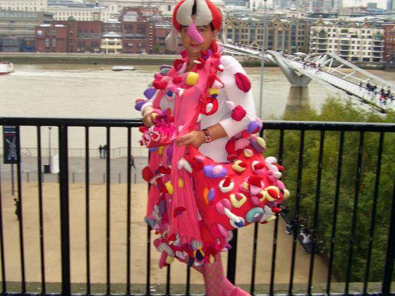 Alexandra Fly, Tate Modern 2009, Foto NN