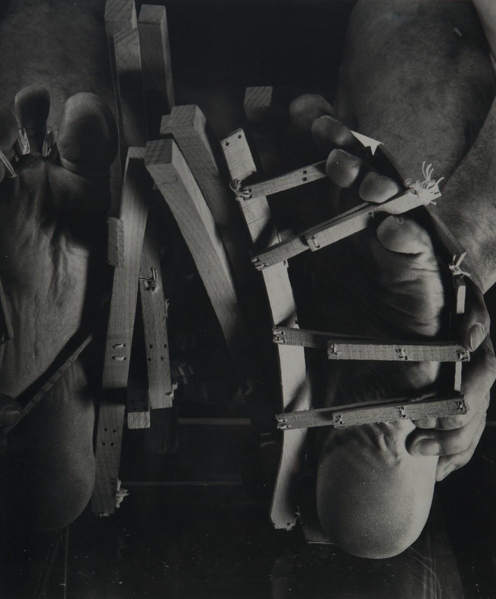 Appelt Dieter, Platz der Steine, 1991-95, 45,6 x 38 cm