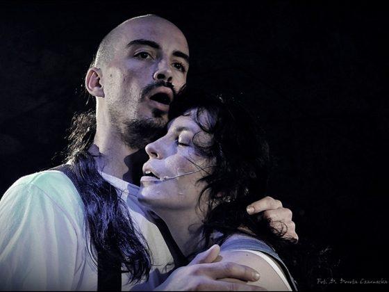 """Hanoch Levin: """"SZYC"""" (shitz), reżyseria: Ana Nowicka, fot. Dorota Czarnecka"""