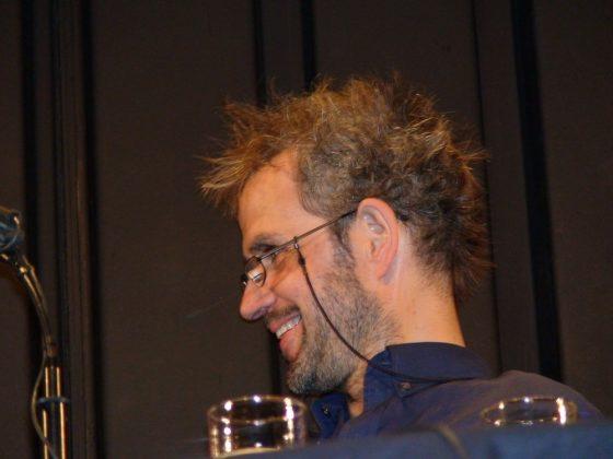 Christoph Schiengensief, fot. Alexandra Hołownia