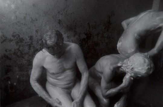 Salzmann Laurence, Bath Scenes, 1979-80, 31, 5 x 47 cm