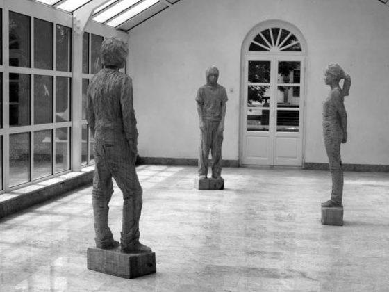 """Wystawa Józefa Nowaka, Galeria """"Oranżeria"""", kurator: Mariusz Knorowski"""