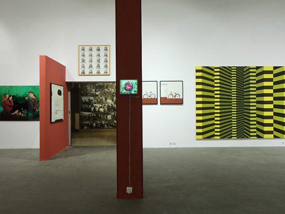 50 obrazów. Wystawa jubileuszowa towarzysząca obchodom 50-lecia Galerii Bielskiej BWA, fot. Krzysztof Morcinek