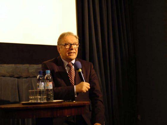 Krzysztof Zanussi, Kraków 2011