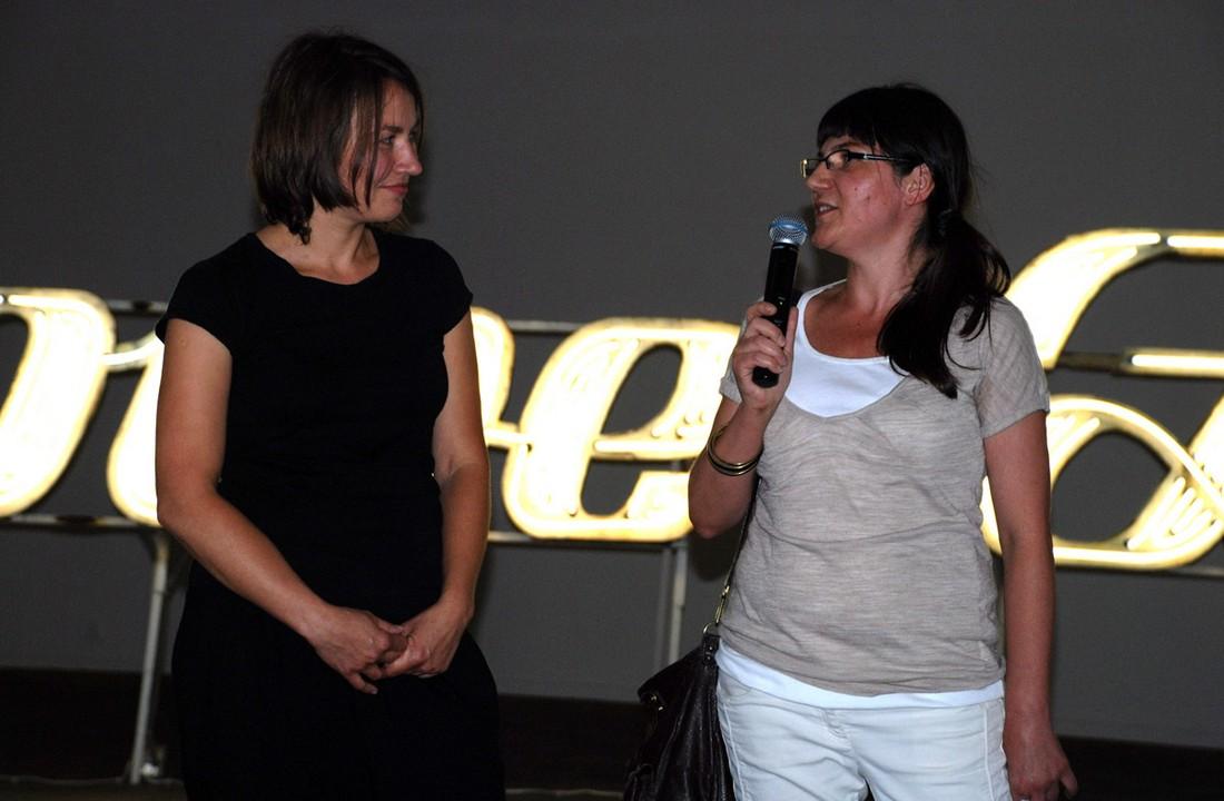 """Elżbieta Jabłońska, """"Nadzwyczaj(nie)udanedzieło"""", 22 czerwca – 24 lipca 2011, Bunkier Sztuki, Kraków, fot. Zofia Waligóra"""