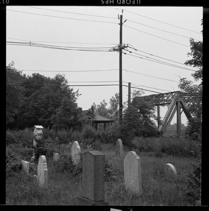 "Cykl ""Amsterdam, Warka, Kazanlyk..."": ""Jersey City, New Jersey, 1991"", fot. Andrzej Jerzy Lech"