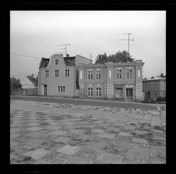 """Cykl """"Byczyna"""": """"Byczyna, 1982"""", fot. Andrzej Jerzy Lech"""