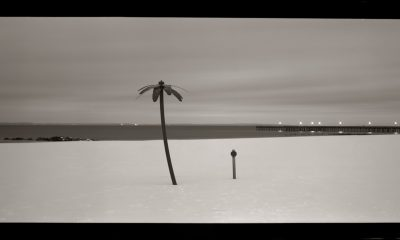 """Cykl """"Panoramiczny dziennik podróżny: Coney Island, Brooklyn, 2007"""", fot. Andrzej Jerzy Lech"""