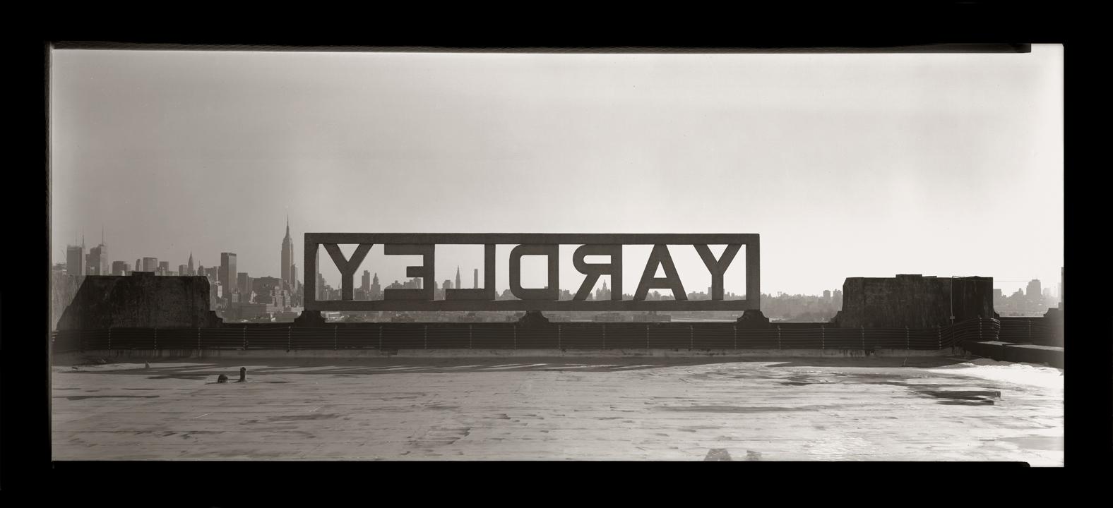 """Cykl """"Panoramiczny dziennik podróżny"""": """"Union City, New Jersey, 2007"""", fot. Andrzej Jerzy Lech"""