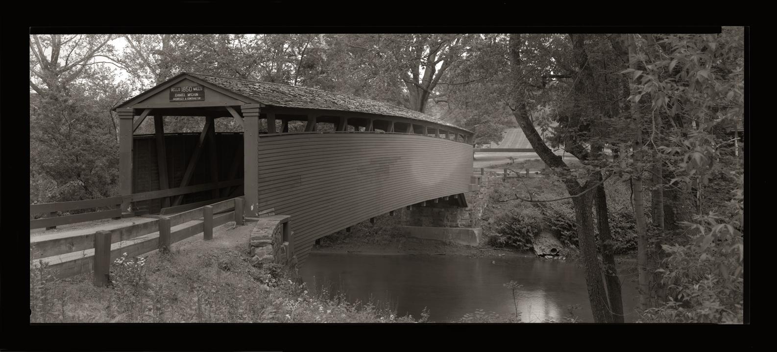 """Cykl """"Panoramiczny dziennik podróżny"""": """"Westmoreland County, Pennsylvania, 2009"""", fot. Andrzej Jerzy Lech"""
