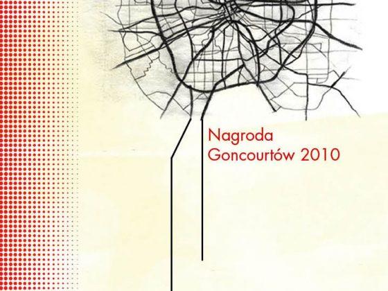"""""""Mapa i terytorium"""" Michela Houellebecqa - okładka (źródło: materiał prasowy W.A.B.)"""