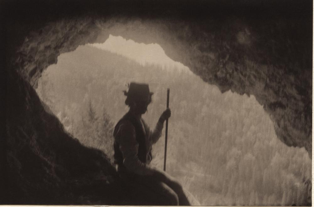 Stanisław Ignacy Witkiewicz, Studia z natury z okolic Zakopanego, ok. 1899 (dzięki uprzejmości Stefana Okołowicza)