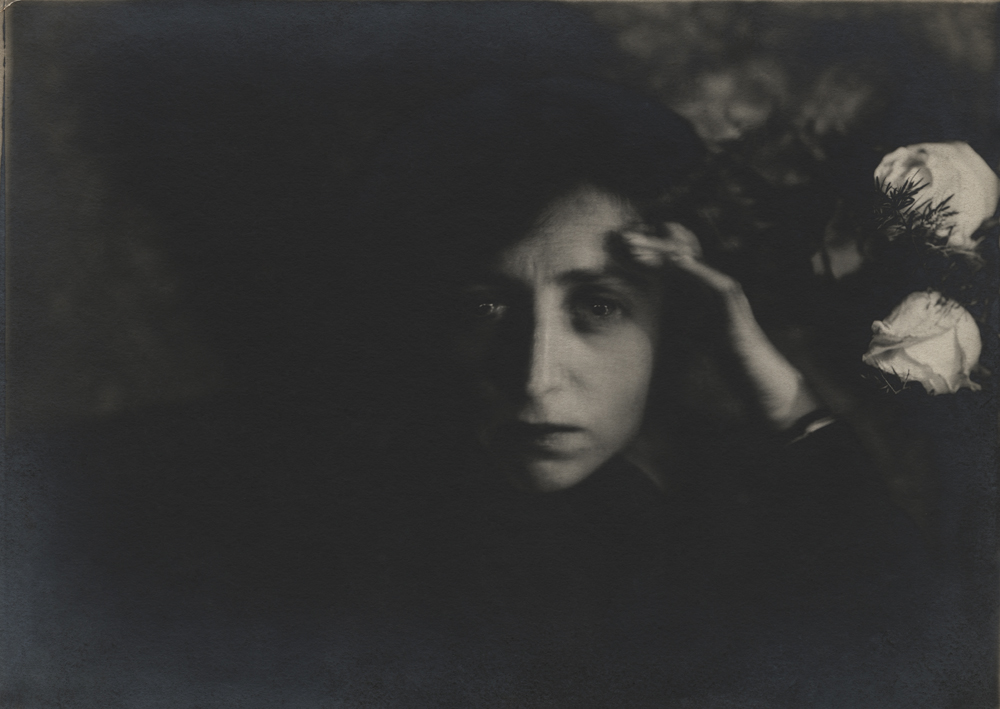 Tadeusz Langier, Helena Biedrzycka, ok.1912 (dzięki uprzejmości Stefana Okołowicza)