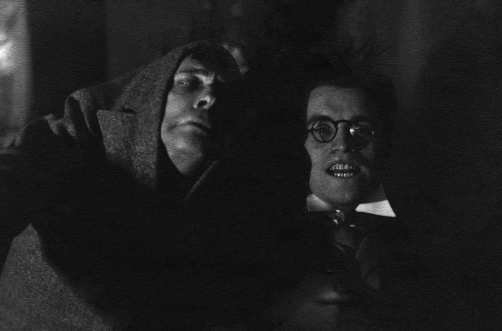 Jan Kochanowski, S. I. Witkiewicz I Roman Jasiński, 1932 (dzięki uprzejmości Stefana Okołowicza)
