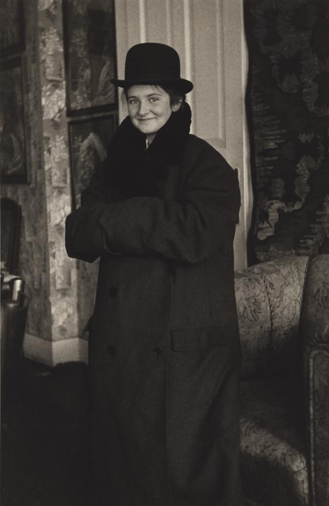 Józef Głogowski, Krystyna Głogowska, pierwsza połowa lat 30. XX w (dzięki uprzejmości Stefana Okołowicza)