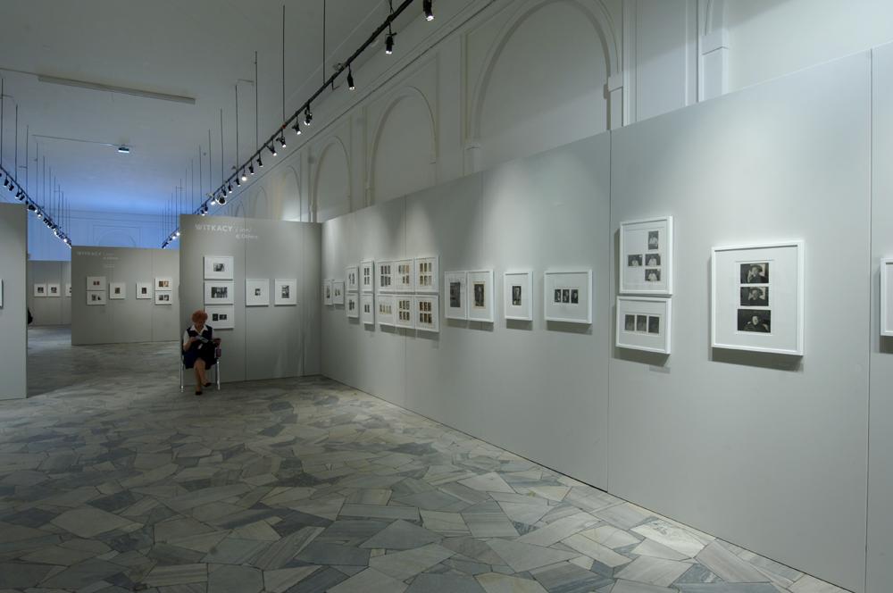Wystawa Witkacy i inni. Z kolekcji Stefana Okołowicza i Ewy Franczak, fot. Stefan Okołowicz