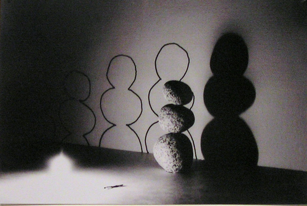 Zygmunt Rytka, Obiekty chwilowe. Projekt transformacji, 1987, fot. K.Jurecki