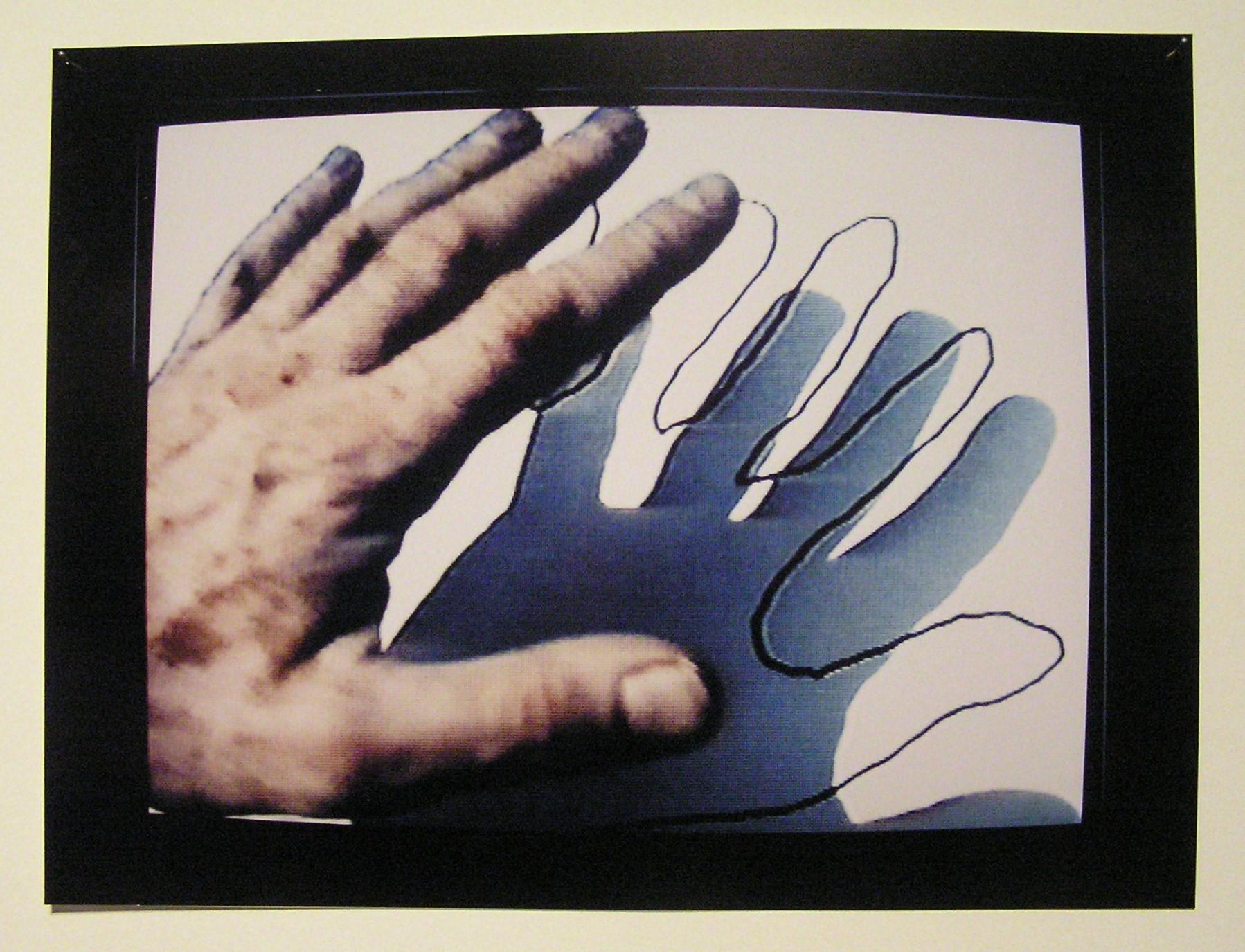 Zygmunt Rytka, Obiekt nietrwały, 1990, fot. K. Jurecki