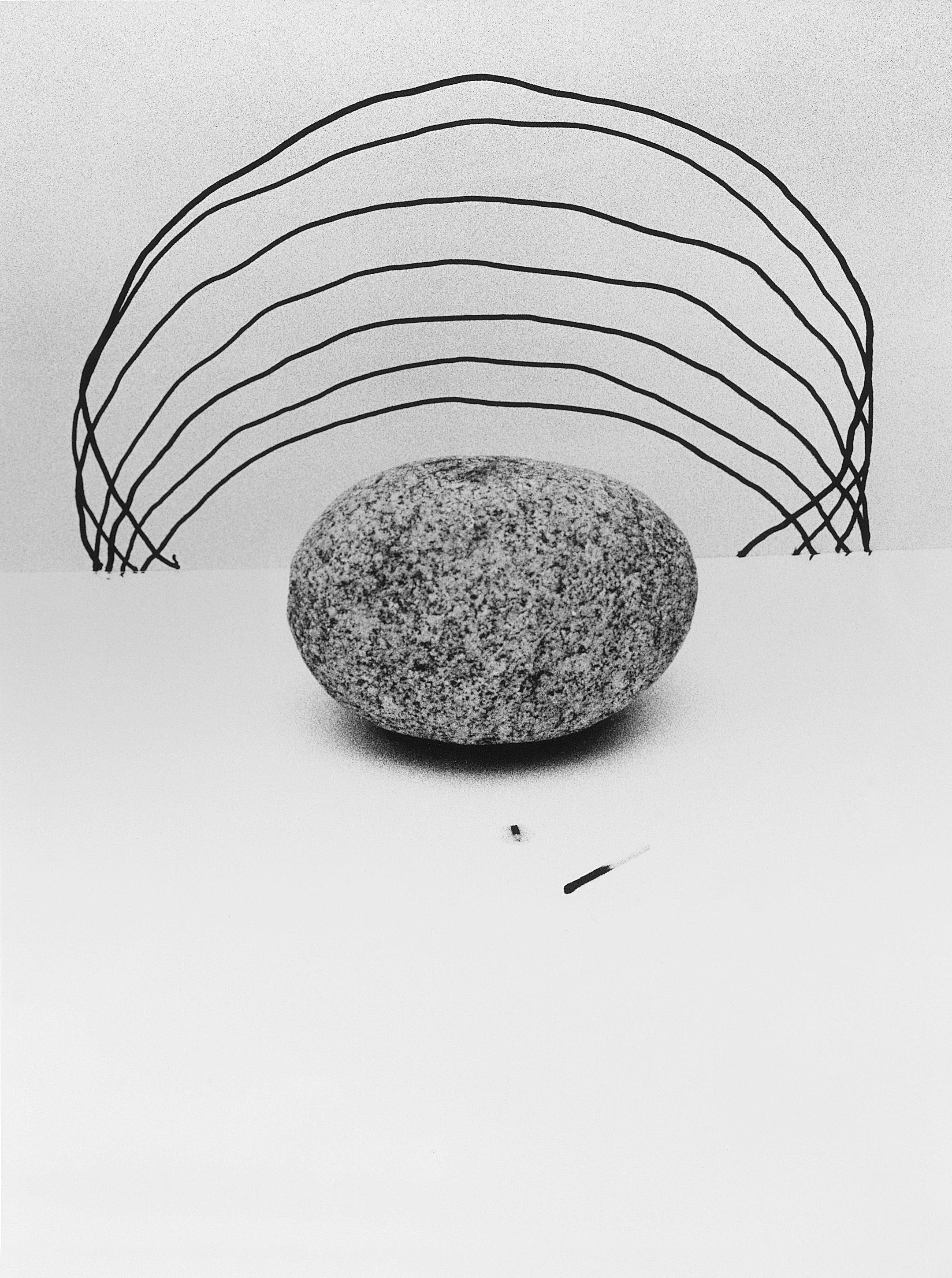 Zygmunt Rytka, Obiekty chwilowe. Projekt transformacji, 1987, fot. Zygmunt Rytka (dzięki uprzejmości autora)