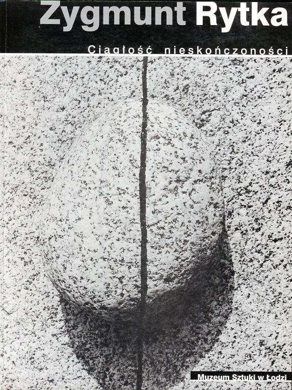 Okładka katalogu wystawy z Muzeum Sztuki, 2000 (źródło: repr. K. Jurecki)