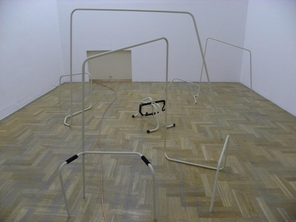 "Tatiana Trouve, ""Polder"", 2007, fot. Piotr Sikora"
