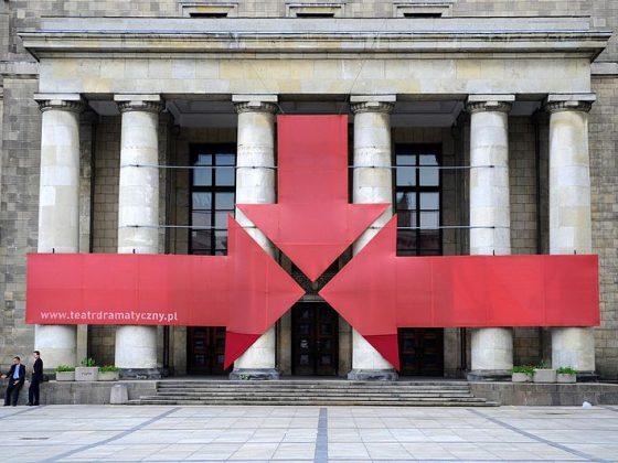 Teatr Dramatyczny w Warszawie (źródło: Wikipedia. Wolna Encyklopedia)