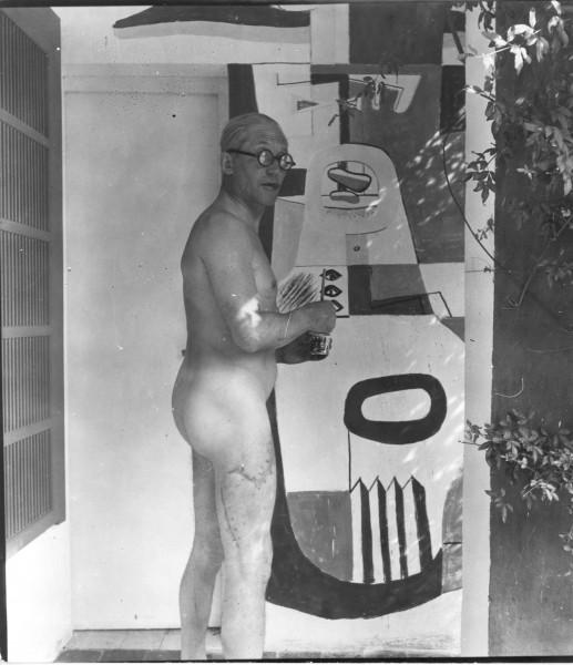 Le Corbusier, dzięki Fundation Le Corbusier (źródło: materiały prasowe Centrum Architektury)
