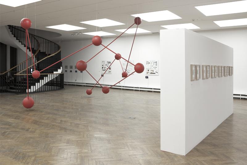 """Tomasz Dobiszewski, """"Fiksacje"""", Galeria Miejska BWA w Bydgoszczy (źródło: materiały prasowe organizatora)"""
