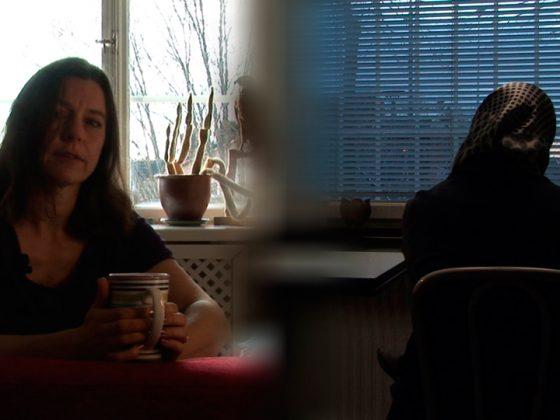 """Anna Konik, """"W tym samym mieście, pod tym samym niebem"""", część sztokholmska (źródło: materiały prasowe organizatora)"""