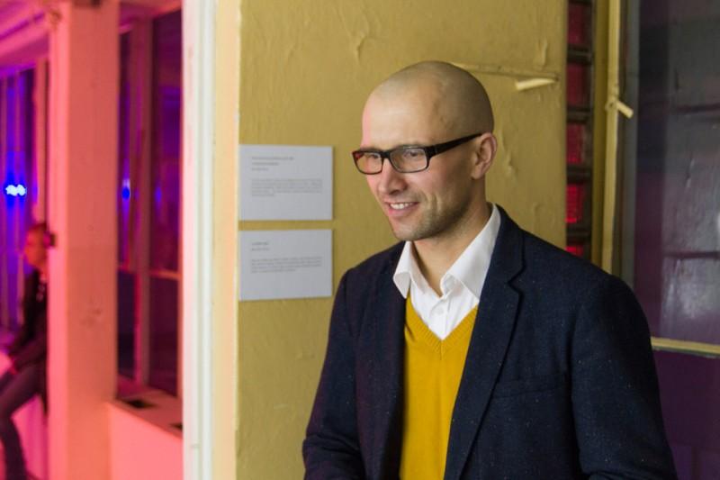 """Hubert Czerepok, """"Historia i utopia"""", Galeria Arsenał w Białymstoku, fot. Maciej Zaniewski (źródło: materiały prasowe organizatora)"""
