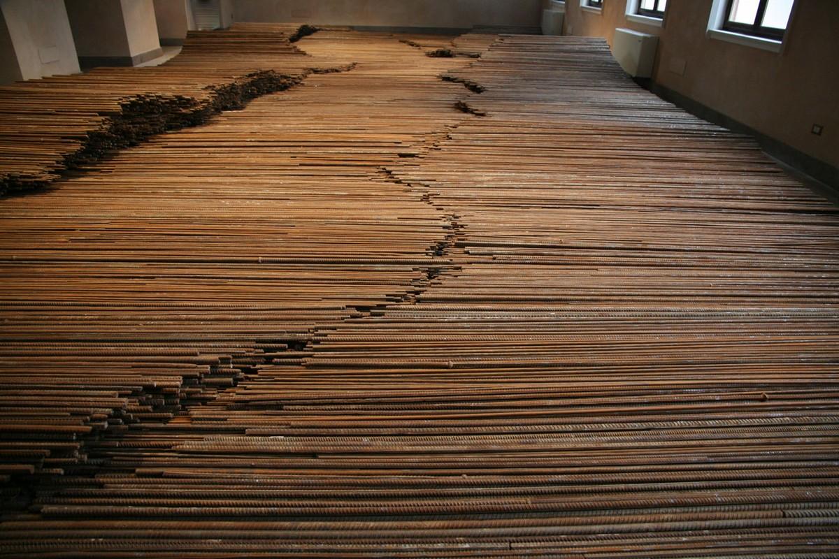 Ai Weiwei, Disposition, fot. E. Wójtowicz