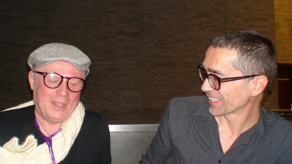 Jacek B. Kapczyński i Romeo Castellucci, fot. Alexandra Hołownia