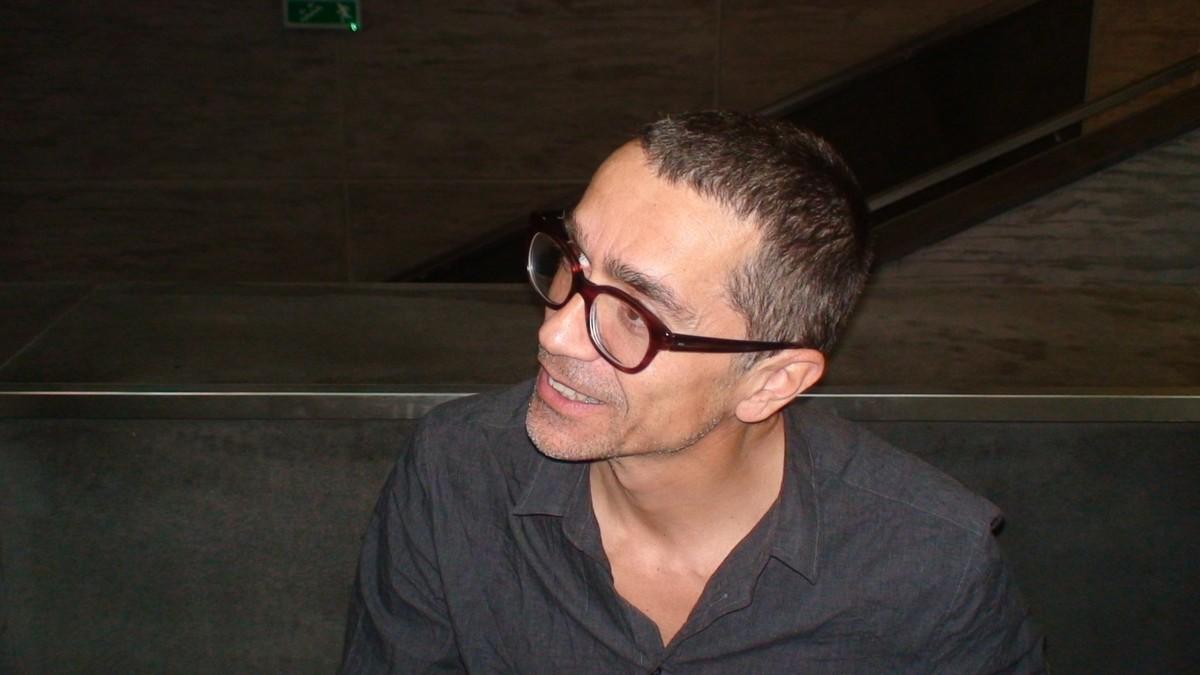 Romeo Castellucci, fot.Alexandra Hołownia