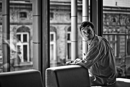 Krzysztof Ingarden, fot. Tomasz Stokowski (źródło: dzięki uprzejmości artysty)