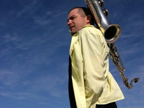 Irek Wojtczak (źródło: materiały prasowe festiwalu Jazz i Okolice)