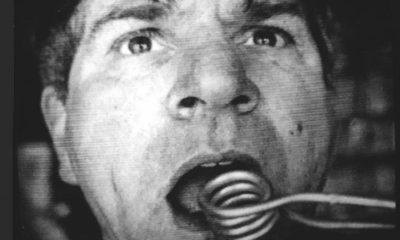 """Józef Robakowski, """"Moje videomasochizmy"""", 4 min., 1990, dzięki uprzejmości artysty"""