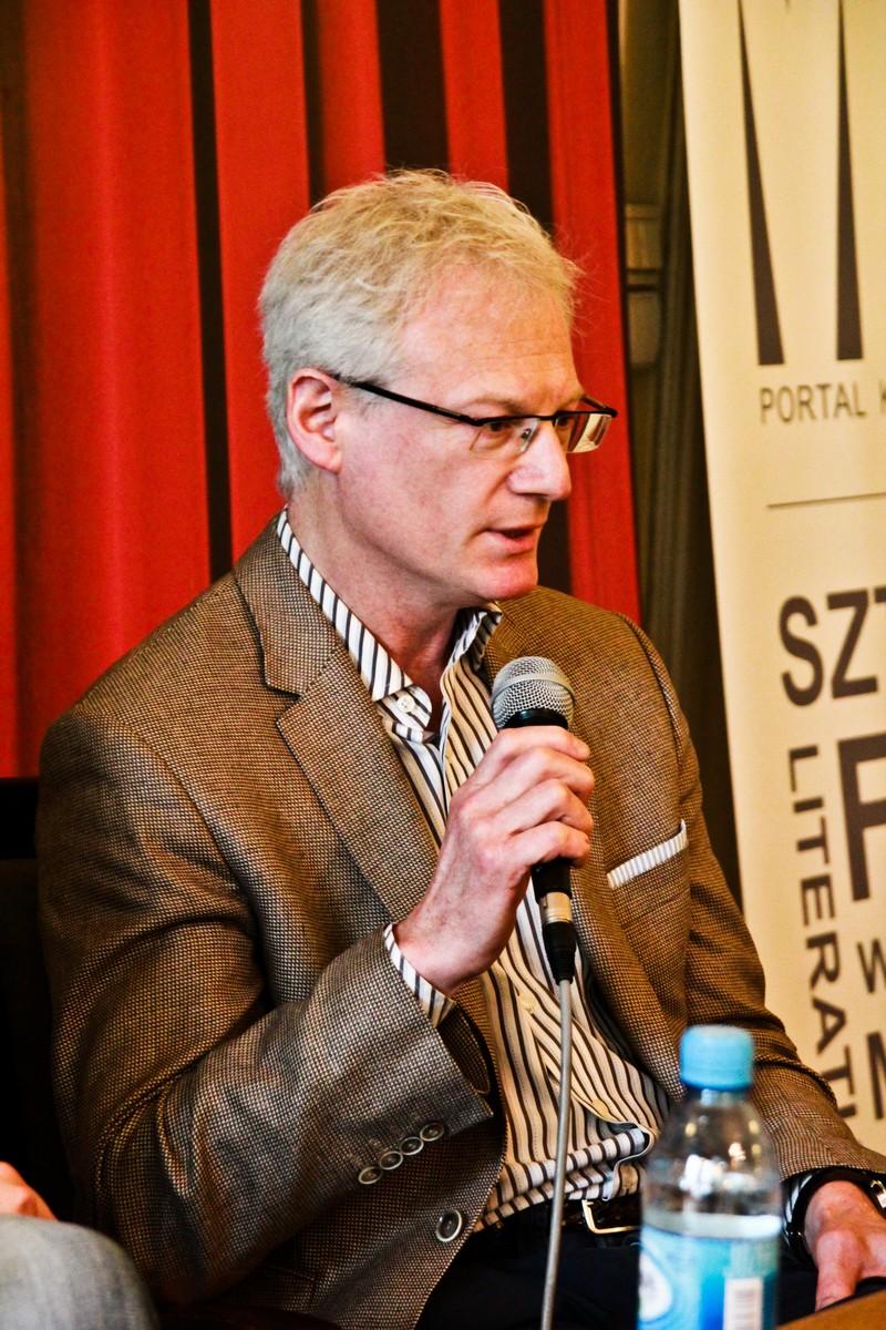 Eugeniusz Korin fot. Bartosz Wróblewski (źródło: materiały autora tekstu)