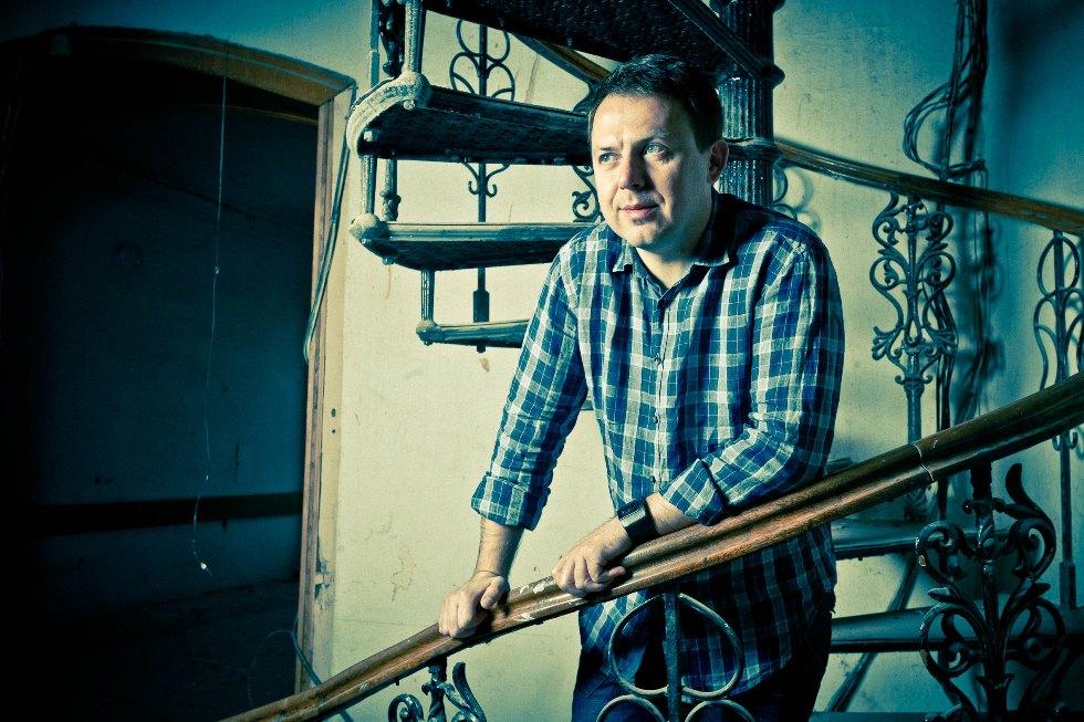 Artur Tyszkiewicz, fot. Bartłomiej Sowa (źródło: dzięki uprzejmości Teatru im. Juliusza Osterwy w Lublinie)