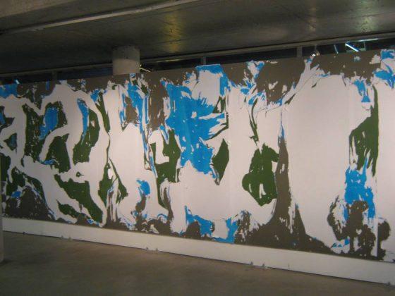 """Sławomir Elsner, """"Pano-rama 2013"""", widok wystawy, Galeria Rondo Sztuki w Katowicach, fot. Zuzanna Sokołowska (źródło: dzięki uprzejmości autorki)"""