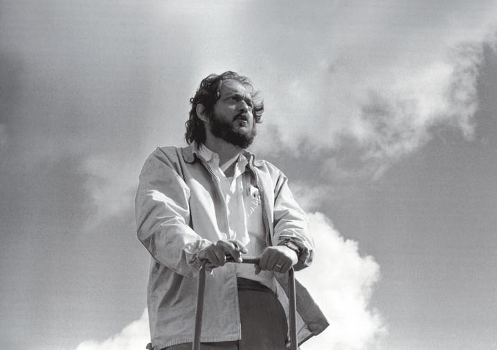 Stanley Kubrick (źródło: czasopismo EKRANy)