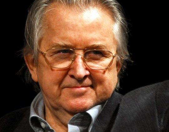 Kazimierz Kutz, fot. Zbigniew Sawicz (dzięki uprzejmości artysty)